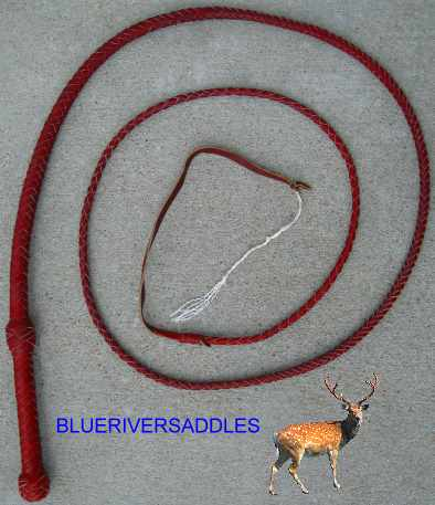 Bullwhip Indiana Jones Pro 8 Plait