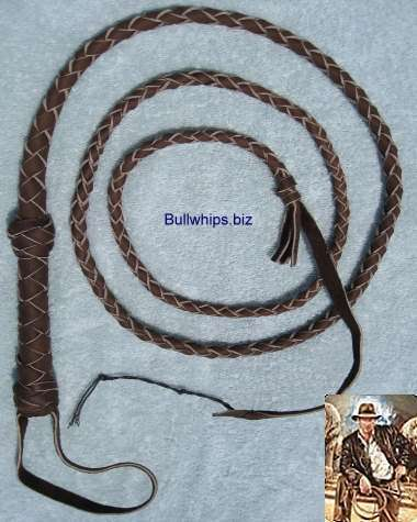 Bullwhip Indiana Jones With Loop